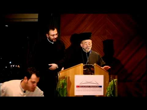 Archon Religious Freedom Conference: Grand Banquet