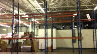 Warehouse Ceiling Cleaning | Dusting | Allentown | PA