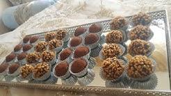 Ferrero Rocher Praline - NO BAKE