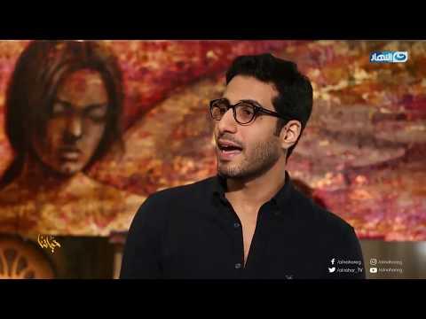 كريم عبد الملاك أول فنان يتميز بموهبة فريدة من نوعها لأول مرة ويجمع بين نوعين من الفن تعرف عليه