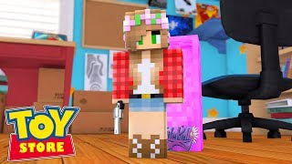 LITTLE KELLY IS A COWGIRL DOLL! Minecraft Toystore