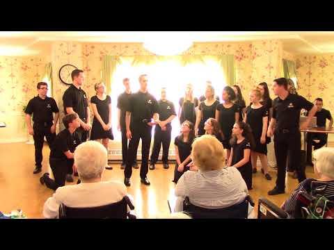 "St Frances Theatre Group at the Belair Care Center ""Gaston"""