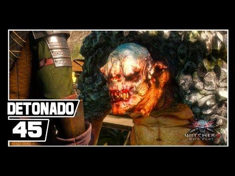 The Witcher 3: Wild Hunt Detonado - Parte #45 - TROLL