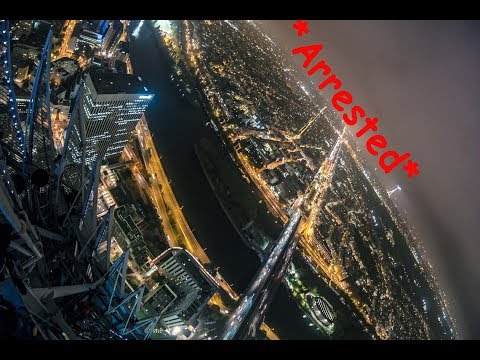 CLIMBING THE TALLEST BUILDING IN FRANCE!! Paris Adventure Start to Finish