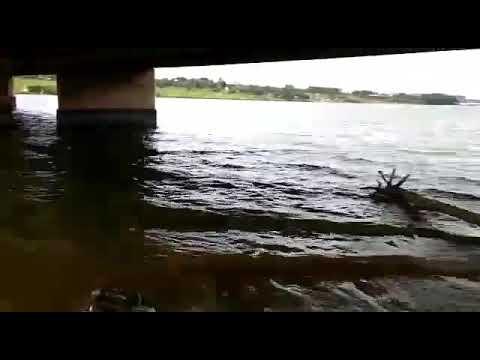 Pesca no lago paranoa em Brasília
