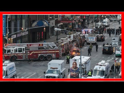 AMERICAN NEWS TODAY - New york on today: the city can prevent terrorist attacks?