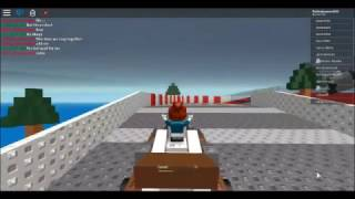 Roblox Natural Disaster Survival| Part 2| Surviving the weather