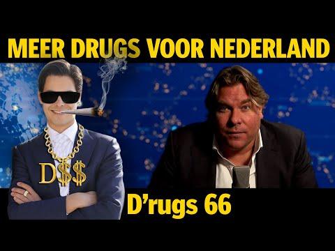 MEER DRUGS VOOR NEDERLAND - DE JENSEN SHOW #89