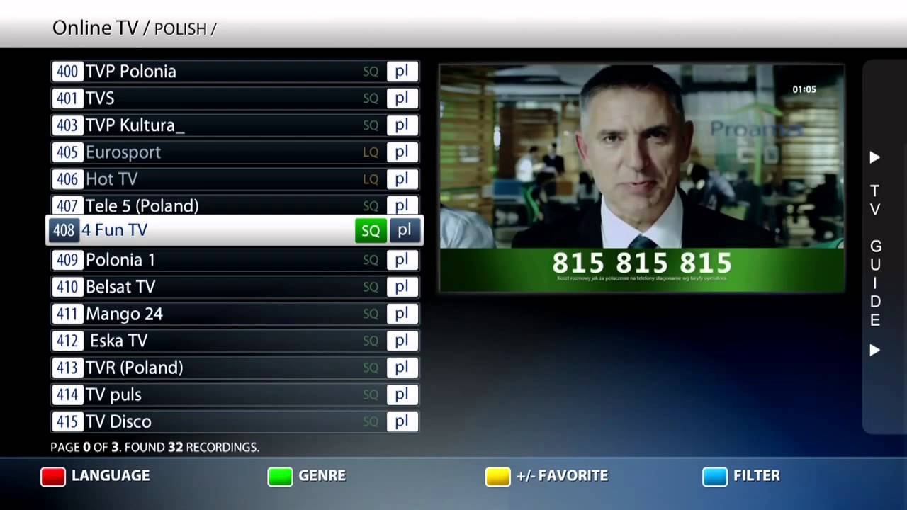 Image Result For Iptv How To Add Channels