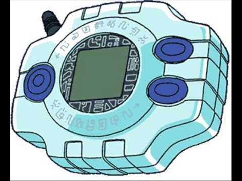 Digimon Evolution theme