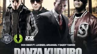 Don Omar-Lucenzo-Daddy Yankee-Arcangel- Danza Kuduro Ultimate Remix