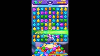 Candy Crush Friends Saga Level 237 (3 stars, No boosters)