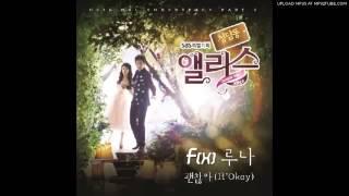 Video [Audio/DL] f(x) Luna - It's Okay ( Cheongdamdong Alice OST Part.2 ) download MP3, 3GP, MP4, WEBM, AVI, FLV Maret 2018