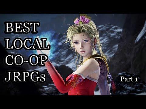 Top 10 Best Local Co-op JRPGs!