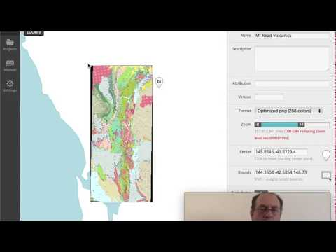 Tilemill - create an MBTiles map - YouTube