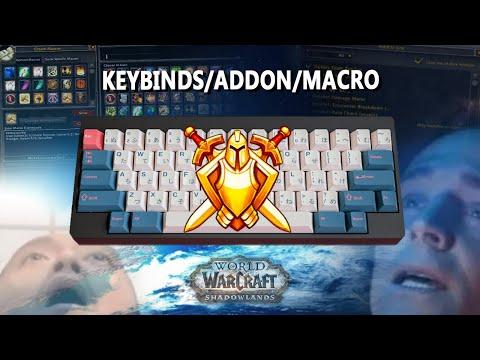 Savix Keybinds /