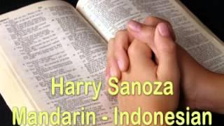 Harry Sanoza Mandarin Indonesian gospel songs 2