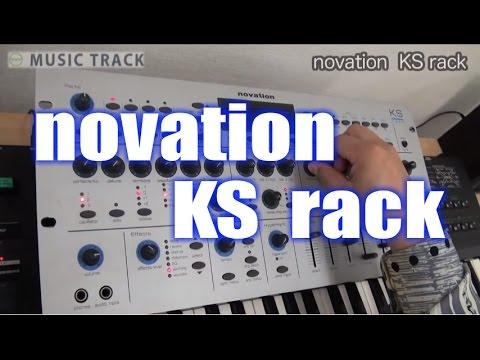 novation KS Rack Demo&Review [English Captions]