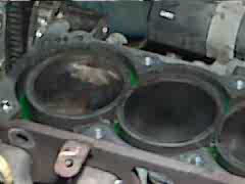 03 Altima 2 5s Engine Shot Due To Pre Cat B Youtube