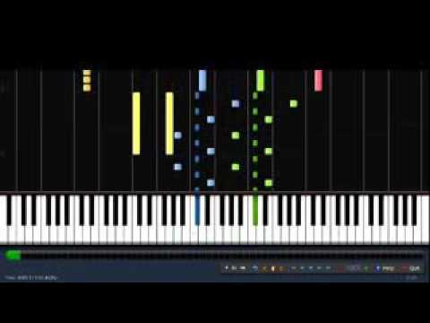 Музыка гравити фолз на синтезаторе 😊