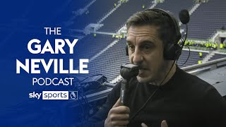 Gary Neville critiques Harry Kane's poor form and discusses his future