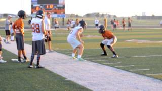 Hutto Hippos Two-A-Days (No Pads Teaser)