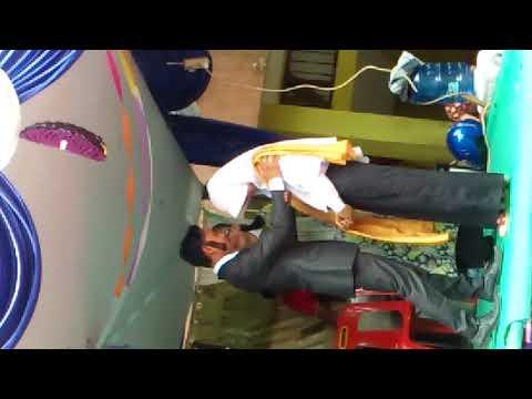 Drama Rhoma & Ani kocak Perpisahan Yaspen Swakarya Binjai