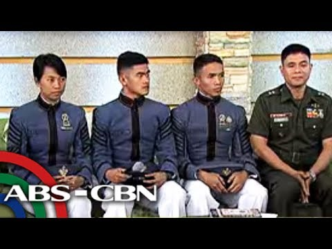 UKG: Salute! PMA cadets laud soldiers slain in Marawi fighting