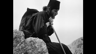 Афонский старец Григорий :\