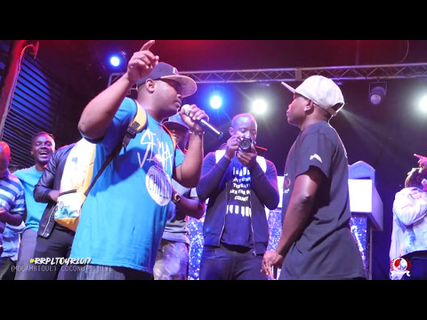 #RRPL & RAPÓDROMO Apresentam Kadabra MC VS Tanay Z