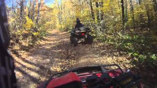 Hurley Wisconsin, ATV Trail 3