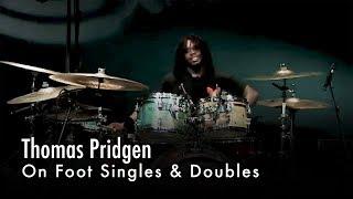 �������� ���� Thomas Pridgen On Foot Singles & Doubles ������