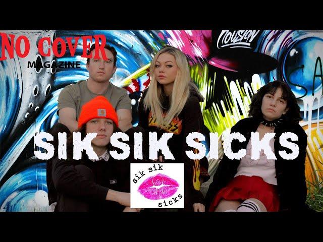 No Cover Concert Series Sik Sik Sicks
