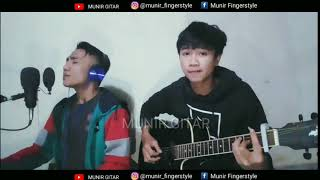 Yakinlah Aku Menjemputmu - Kangen band (cover) Munir Fingerstyle ft. Shantos