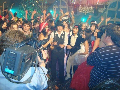 Байтус - Новогодняя дискотека 2009 (Башкирские звезды: Л. Хабибуллина, Р. Юлъякшин, Р.Уметбаев и др)