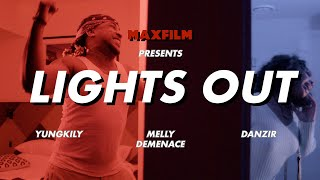 YungKily - Lights Out (feat. Danzir & Melly Demenace)