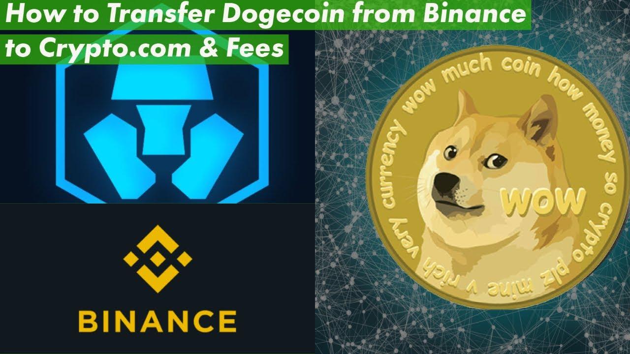 trasferire dogecoin a bitcoin