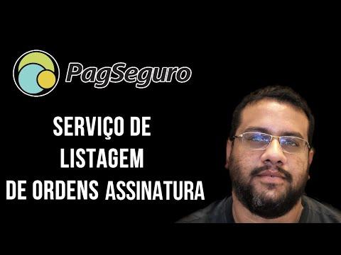 Vídeo no Youtube: Livewire na Prática - Serviço de Listagem de Ordens Assinatura #livewire #pagseguro