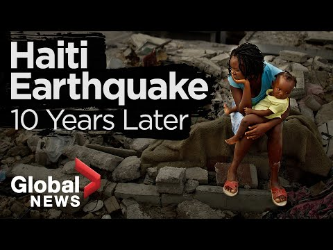 Looking back at the 2010 Haiti earthquake a decade later