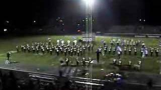 Bozeman High School Marching Band Gangsta Jazz