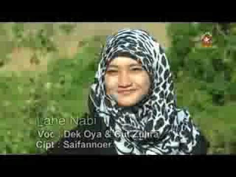 lagu aceh..  lahe nabi  dek oya  feat cut zuhra  by hamdani
