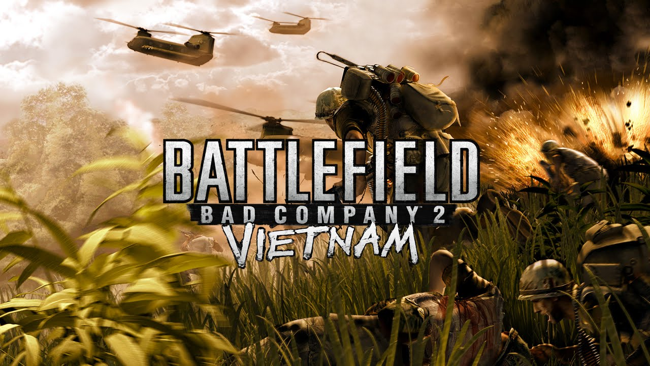 Battlefield Bad Company 2 Vietnam Ps3 Multiplayer Operation