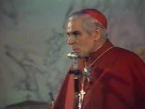 Archbishop Fulton J. Sheen - Wasting Your Life, Part 3 of 3