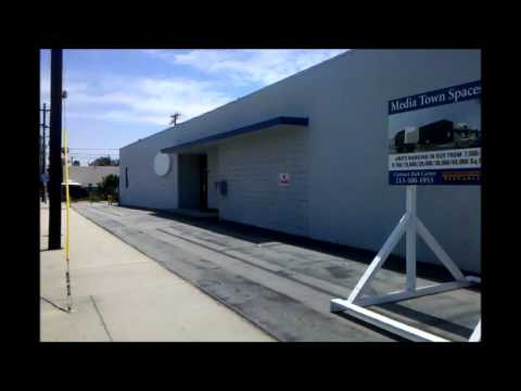 Media Town Spaces Video 211-287 S Lake Burbank CA 91502.wmv