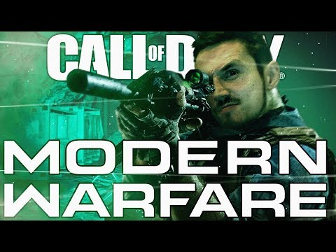 New/Exclusive 'Modern Warfare' Gameplay & Honest Review!