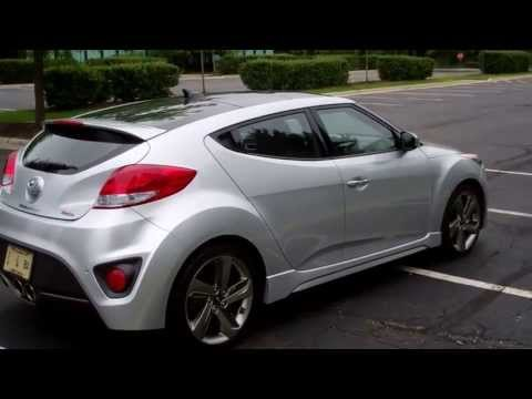 Steve Johnnie s 2013 Hyundai Veloster Turbo Road Test