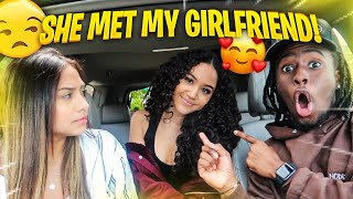 INTRODUCING AMBERLY TO MY NEW GIRLFRIEND.... *GETS VERY HEATED*