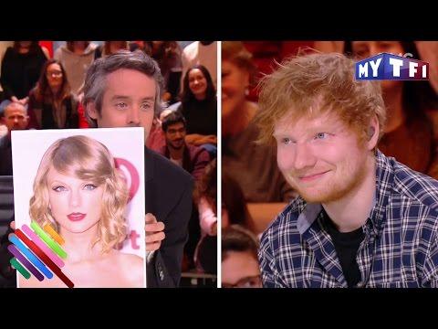 Ed Sheeran se confie dans Quotidien - 28 Février