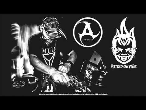 Anthologic Archives - FatKidOnFire x MakeItGood Mix (Deep Dubstep) FREE Mp3 & Interview!!!