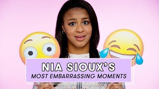 Nia Sioux Reveals Her Most Embarrassing Dance Moms Moment, and More Awkward Stories  Seventeen